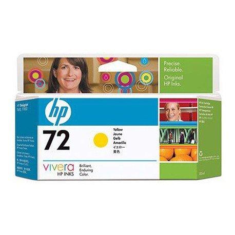 Cartucho HP 72 color amarillo C9373A