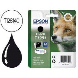 Cartucho Epson Negro T1281