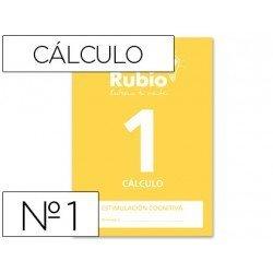 Cuadernos rubio entrena tu mente Calculo 1