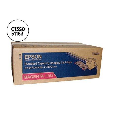 Toner epson aculaser Magenta C13S051163, Serie C2800