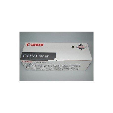 Toner Canon CEXV3 negro (6647A002)