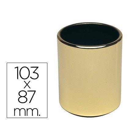 Cubilete portalapices marca Csp dorado APC-188-D (17352)