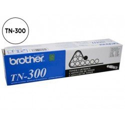 Toner Brother laser TN-300 color negro