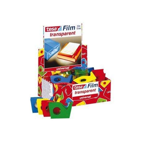 Miniportarrollo sobremesa marca Tesa film transparente