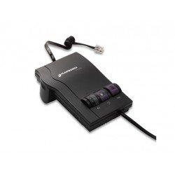 Amplificador marca Plantronics m12 para auriculares
