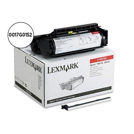 Toner Lexmark 0017G0152 color negro