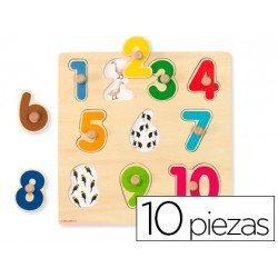 Puzzle Diset numeros