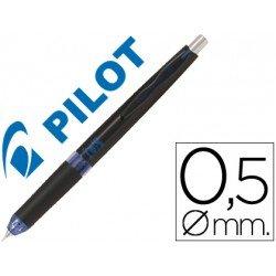 Portaminas Pilot HDF-5054 retractil Cuerpo negro y azul