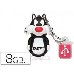 Memoria marca Emtec USB Sylvester