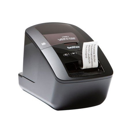 Impresora de etiquetas marca Brother QL-720NW