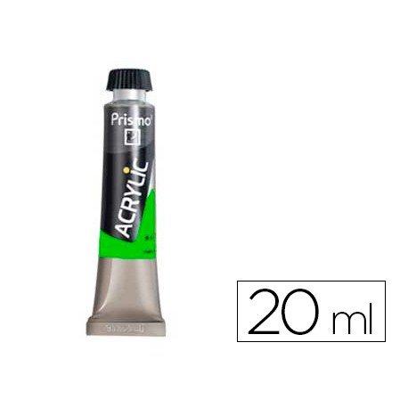 Pintura acrilica Prismo 339 color verde permanente