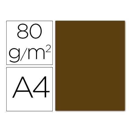 Papel color Liderpapel color beige marmol A4 80g/m2