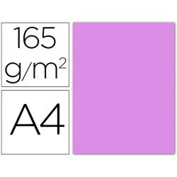 Papel color Liderpapel color lila A4 165g/m2