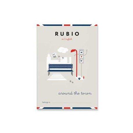 Cuaderno Rubio English around the town