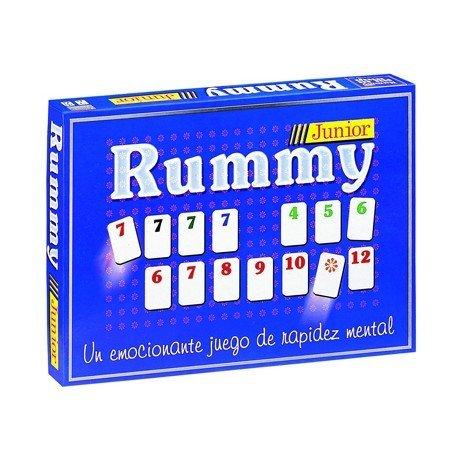 Juego de mesa Rummy junior Falomir