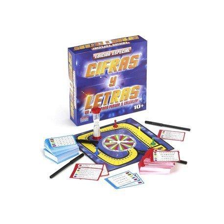 Juego de mesa Cifras y Letras Basic Falomir