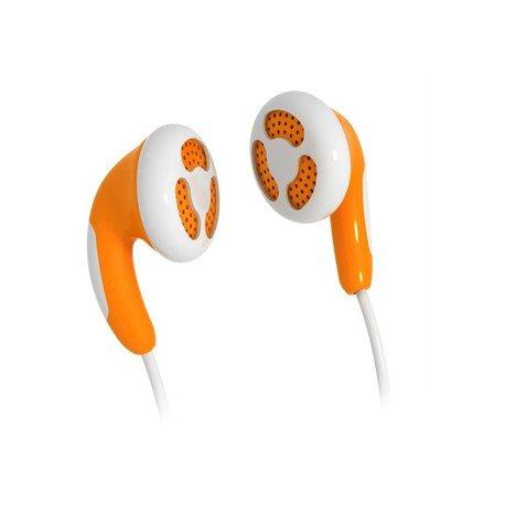 Auriculares Maxell CB naranja