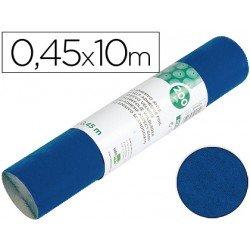 Rollo adhesivo marca Liderpapel Aironfix ante azul
