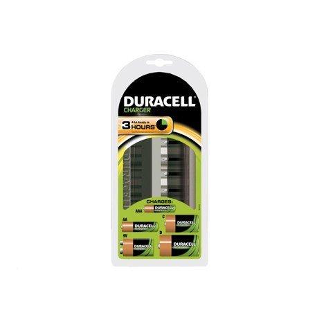 Cargador de pilas recargables Duracell CEF 22