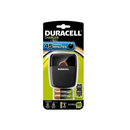 Cargador de pilas recargables Duracell CEF 27