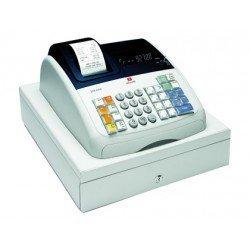 Registradora Olivetti ecr 6800ld cajon grande caja profesional