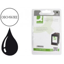 Cartucho compatible HP 301XL Negro OBCH563EE