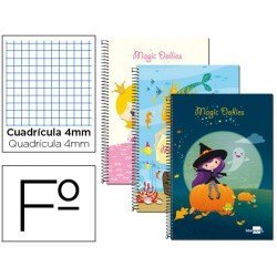 Bloc Liderpapel serie Fantasia Magic Dollies