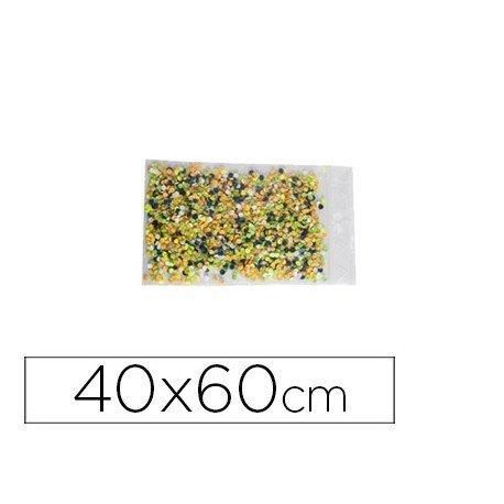 Bolsa plastico autocierre 40x60 mm paquete de 100