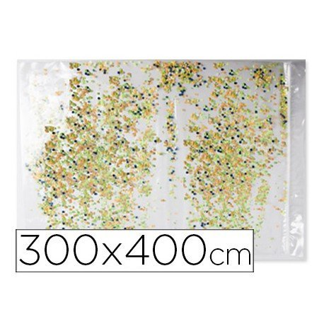 Bolsa plastico autocierre 300x400 mm paquete de 100
