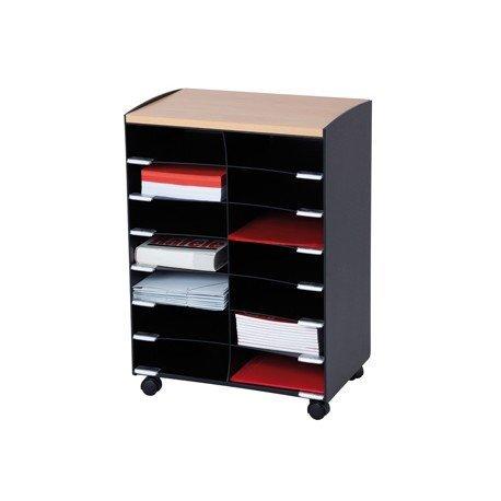 Modulo auxiliar multifuncion marca Paperflow con 14 casillas