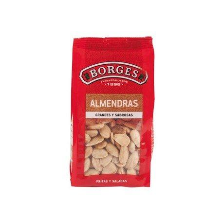 Almendras tostadas Borges