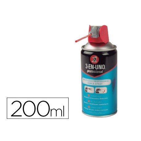 Aceite lubricante marca 3 en uno
