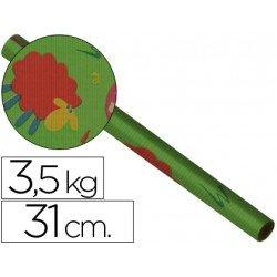 Bobina papel tipo kraft 31 cm 3,5 kg 4218