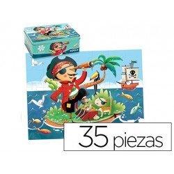 Puzzle marca Goula pirata