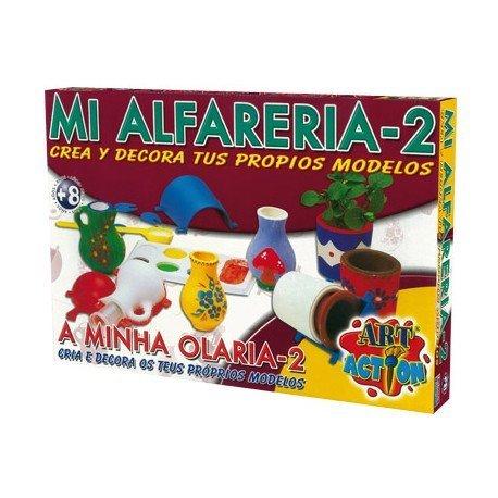 Juego mesa Mi Alfareria-2 Falomir
