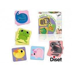 Juego didactico Baby textures marca Diset