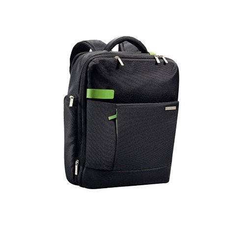 "Mochila para portátil 15.6"" Esselte Smart Traveller color negro"