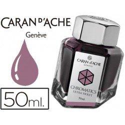 Tinta estilografica marca Caran d'Ache Chromatics ultravioleta