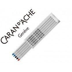 Tinta marca Caran d'ache RNX316 surtido colores punta media
