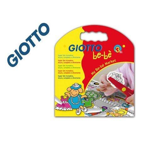 Set Giotto be-be para jugar modelo mercado