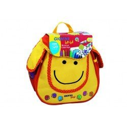 Mochila Escolar Giotto Be-Be Super Color
