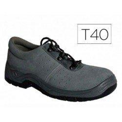 Zapatos de seguridad marca Faru talla 40