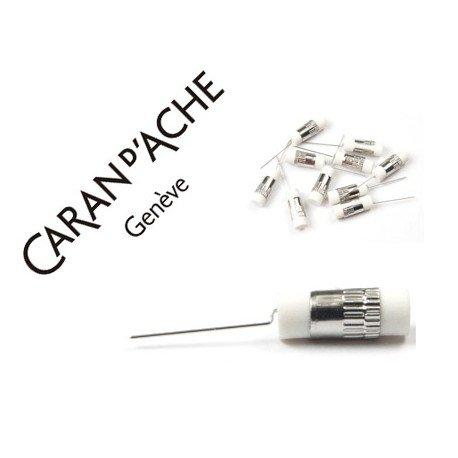 Repuesto goma marca Caran d'Ache portaminas gamas 844 rnx.316 Madison Ecridor Hexagonal