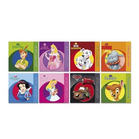 Cuentos colección serie Disney 32 páginas (No se Colorea, y no se puede Elegir)