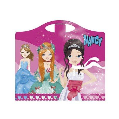 Cuaderno de actividades Maletita Nancy Diseño princesas 64 páginas ...