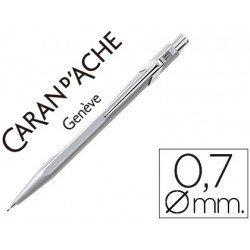 Portaminas marca Caran d'Ache 844 classic line gris