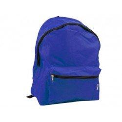 Mochila Escolar Liderpapel Sin Carro 40x30x17 cm Azul
