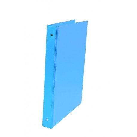 Carpeta Liderpapel 4 anillas 40mm A4 color Azul