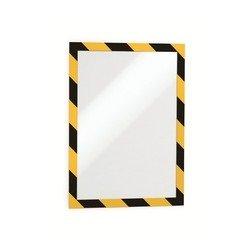 Porta anuncios magnetico DIN A4 seguridad