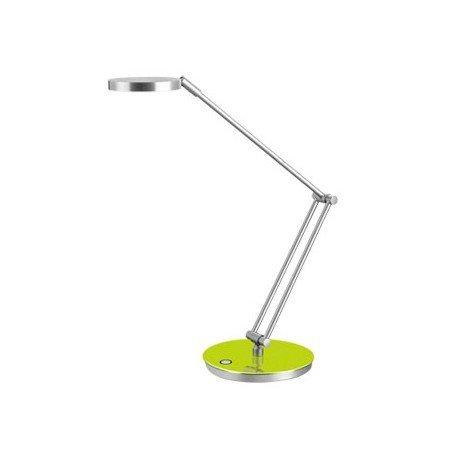 Lámpara de oficina CEP 3 articulaciones color verde